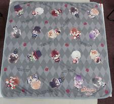 """Diabolik Lovers 32"""" square baby blanket"""