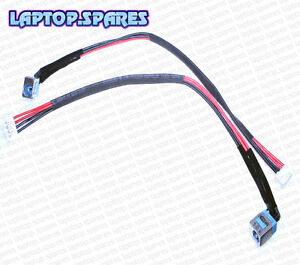 Acer Aspire 8920 8920G DC Power Socket Jack and Cable Wire DW227