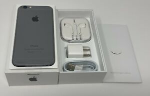 New(Sealed) Apple iPhone 6 32GB GSM Unlocked Space Gray