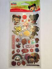Ni Hao Kai-Lan 2010 Nickelodeon Foil Stickers New In Package