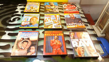 Comedy DVDs Lot of 10 Movies Stand up Murphy Farley Murray Chappelle Spade Smith