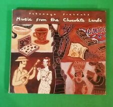 CD - Putumayo Presents Music From The Chocolate Lands