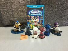 Skylanders Imaginators king pen chopscotch creation crystals wii u game lot 340