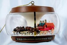 Budweiser World Champion Clydesdale Carousel