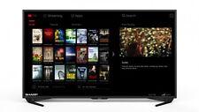 Sharp Aquos LC-50UB30U 50-inch 2160p 4K 120 Aquomotion LED Smart UHD HDTV