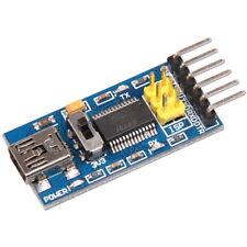 3.3V 5.5V FT232RL FTDI USB vers TTL Module Adaptateur Série 232 pour Arduino