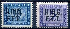 TRIEST A 1947 PORTO 9,12 ** POSTFRISCH 190€(J7219