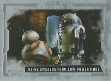 Star Wars Masterwork 2017: AR-10 Rainbow Adventures of R2-D2 Chase Card #301/565