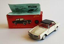 Tekno Toys No. 929, Mercedse-Benz 230SL with Leaflet, Superb Near Mint Condition