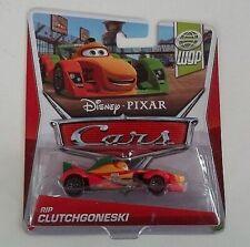 CARS 2 - RIP CLUTCHGONESKI - Mattel Disney Pixar