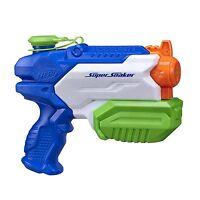 Brand New NERF Super Soaker MICROBURST 2 Blaster ~ Mini Water Pistol MICRO BURST