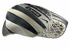 Bauer Supreme Pro Total One Silver & Black Junior Hockey Goalie Glove Catcher