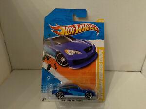 2011 Hot Wheels HW Premiere #50/50 Hyundai Genesis Coupe - Blue