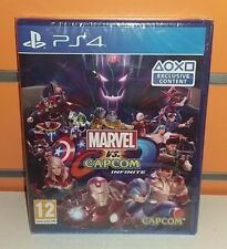 Marvel vs. Capcom Infinite PS4 NUOVO ITA