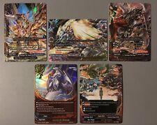 FUTURE CARD BUDDYFIGHT JACKKNIFE GRANTHESE INTO THE FUTURE TASUKU SECRET X2-BT01