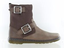 Dr. Martens Women's Gayle FI Winter Ankle Boot Dark Brown Size 8 UK 10 US