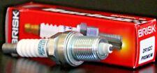 1X SPARK PLUG Brisk DR15ZC = DENSO IK20 IK20TT K20PR-ZU11 K20TT AUDI A3 A4 A6 S4