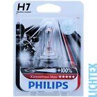H7 PHILIPS X-tremeVision Moto - 100% mehr Licht - Maximale Leistung - NEU