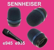 2 GRIGLIE PER SENNHEISER e945 - e935  MICROFONO RADIOMICROFONO MESH