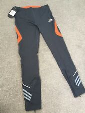 Adidas Homme Running Collants Taille L NEUF