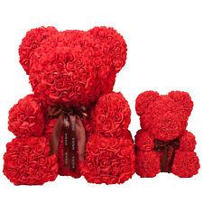 "27"" Forever Rose Bear for Anniversary Wedding Girlfriend Mother's Day"
