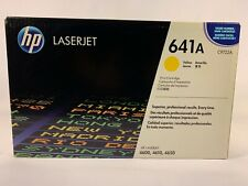 HP LaserJet 641A Yellow Toner Cartridge C9722A Brand New for 4600, 4610, 4650