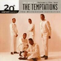 THE TEMPTATIONS the best of, volume 1 - the 60s (CD, compilation, remastered)