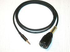 MIKROFONKABEL Großtuchel - 3,5mm Klinkenstecker für MD, DAT, Digitalrekorder