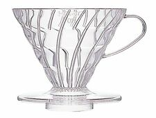 Barand  Hario VD-02T V60 02 Coffee Dripper Clear Import