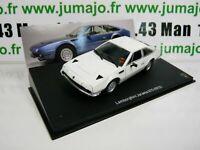 LB29O voiture 1/43 IXO LAMBORGHINI : JARAMA GTS 1972
