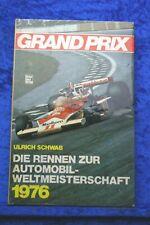 Grand Prix 1976 Buch von Ulrich Schwab Motorbuch Verlag