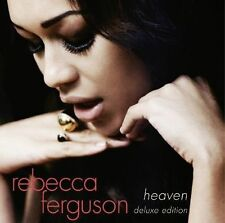 REBECCA FERGUSON - HEAVEN DELUXE EDITION CD with 5 BONUS TRACKS