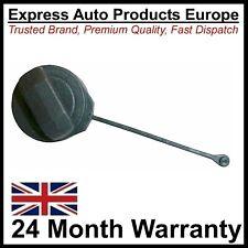 Screw In Fuel Tank Filler Cap & Strap VW Golf MK4 MK3 MK2 Bora