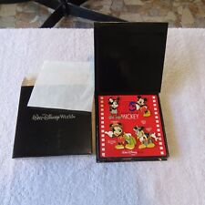 walt disney world 75 years with mickey pin set,new