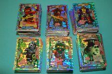 Lego Ninjago série 5 trading card limitatifs cartes /& sets le1-le27 Choisir