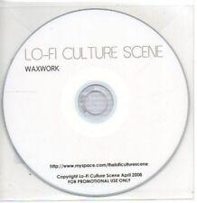 (AA986) Lo-Fi Culture Scene, Waxwork - DJ CD