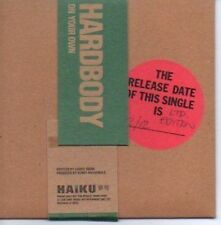 (815H) Hardbody, On Your Own - 1996 Ltd Ed DJ CD
