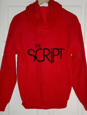 The Script Embroidered Hoodie - 29  colours - Small  to XXL