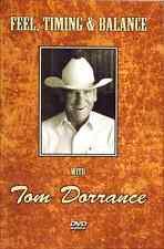 Tom Dorrance:  Feel, Timing & Balance DVD -  NEW
