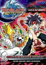 Beyblade - G Revolution - Vol 4 - It's a Battle Royale - Anime DVD NEW SEALED