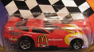 1996 Mcdonalds Racing Team Hot Wheels MATTEL NHRA Cruz Pedregen #16202 MIP