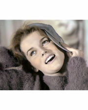 """ANN MARGRET BYE BYE BIRDIE 1963 HOLLYWOOD ACTRESS 8x10"""" HAND COLOR TINTED PHOTO"""