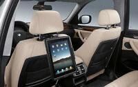 Ipad Holder with Base Carrier Genuine BMW Travel Comfort System 51952293656