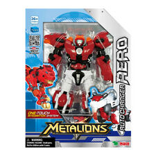 Youngtoys Metalions Auto Changer Aero Transformer Robot Toy