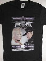 Brock Lesnar Vs Undertaker Deadman Break The Streak Wrestlemania XXX WWE T-Shirt