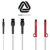 COLOUD iPhone X 8 7 6 6s Plus 5s C SE MFI Lightning Sync Charger USB Data Cable