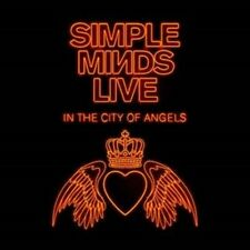 Simple Minds - Live in the City of Angels - New 4CD Deluxe - Pre Order - 4/10