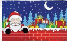 Christmas Eve With Santa 5'x3' Flag