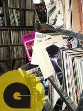 100 DISCHI IN VINILE LP Pop Rock Jazz Soul ITALIANI E INTERNAZIONALI Lotto Stock