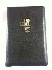 Schlachter Bibel 2000 Leder mit Reißverschluß. Goldschnitt. Sonderaktion!!!
